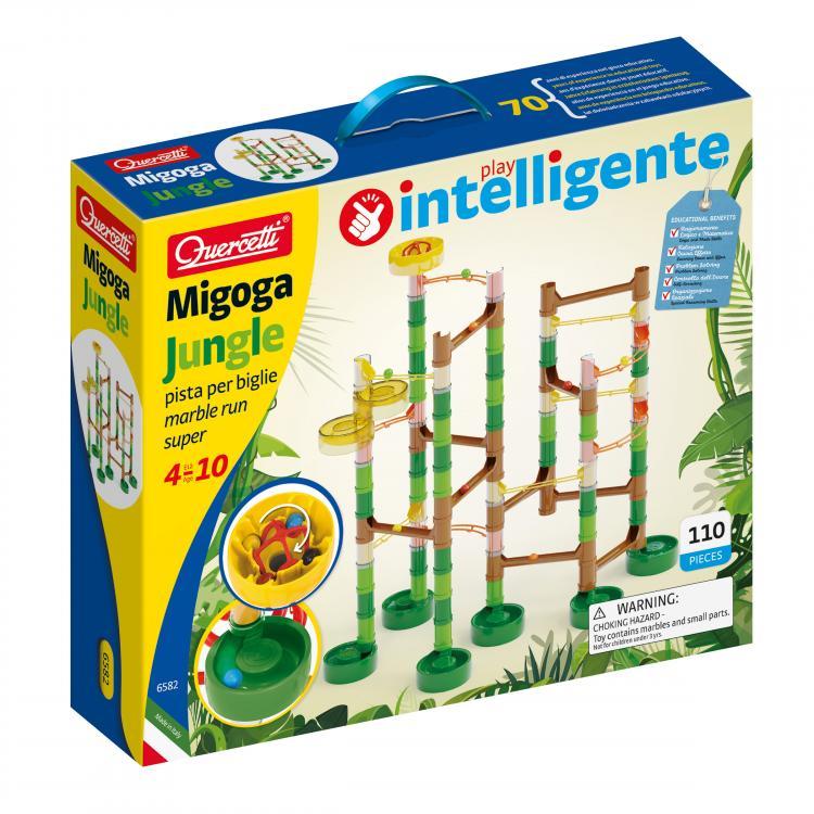 Quercetti Migoga Jungle marble run – kuličková dráha
