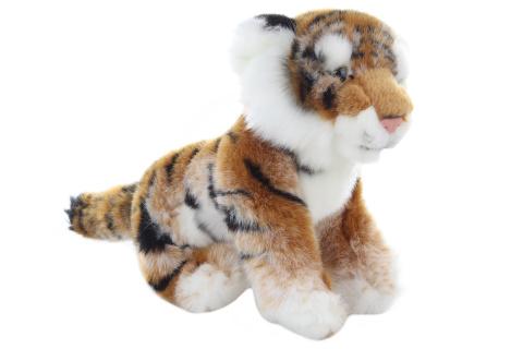 Plyš Tygr hnědý 25 cm