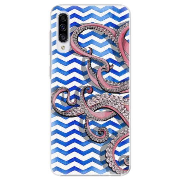 Plastové pouzdro iSaprio - Octopus - Samsung Galaxy A30s