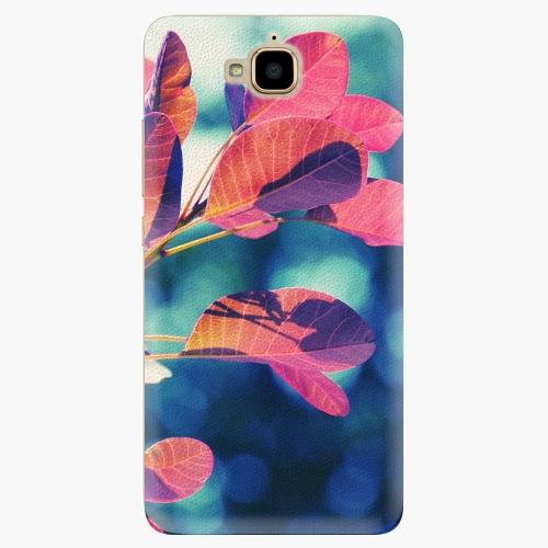 Plastový kryt iSaprio - Autumn 01 - Huawei Y6 Pro
