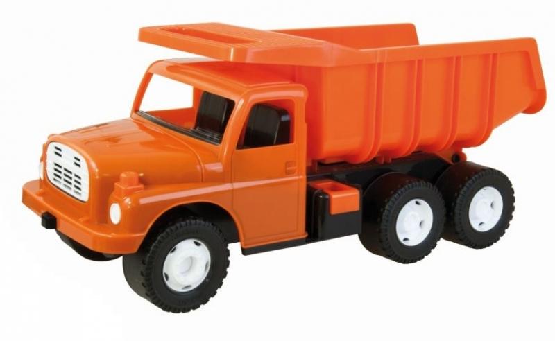 auto-tatra-148-oranzova-plastova