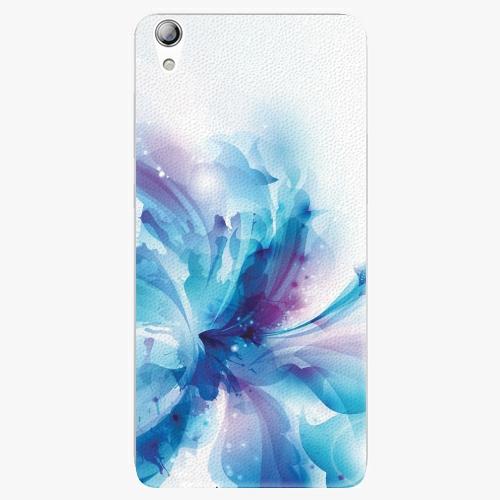 Plastový kryt iSaprio - Abstract Flower - Lenovo S850