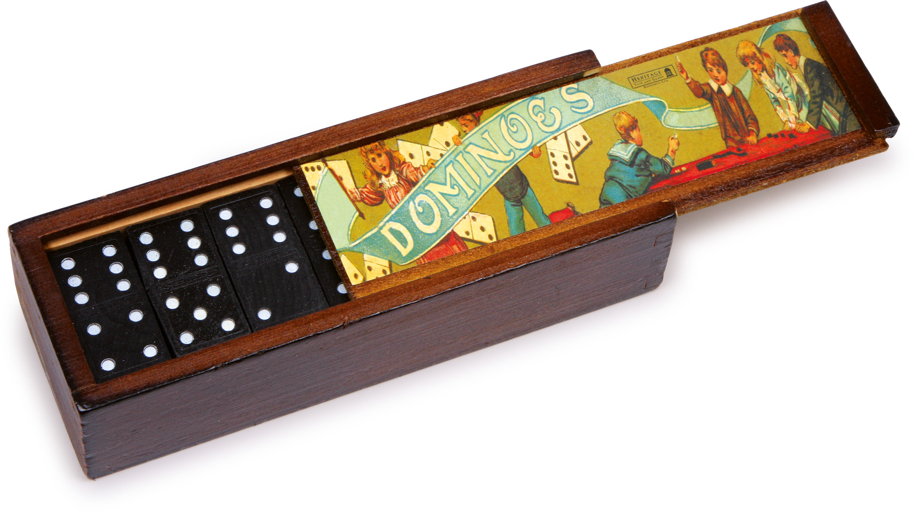 Small Foot Domino nostalgie 2 ks