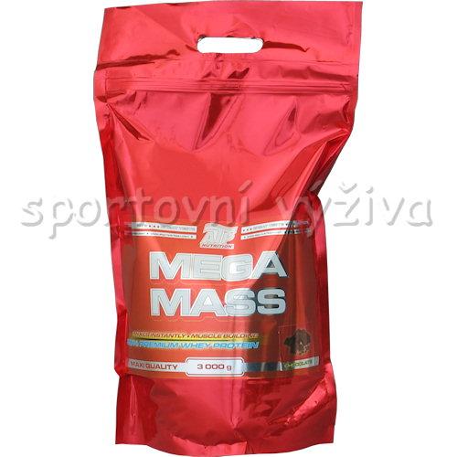Maxi Mega Mass - 3kg-jahoda