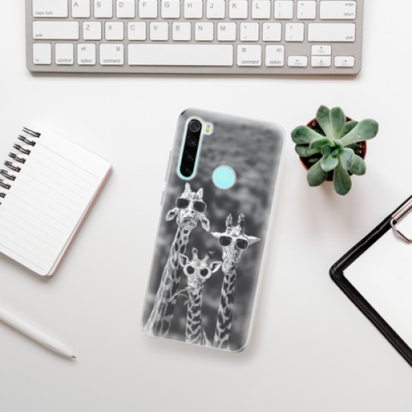 Odolné silikonové pouzdro iSaprio - Sunny Day - Xiaomi Redmi Note 8