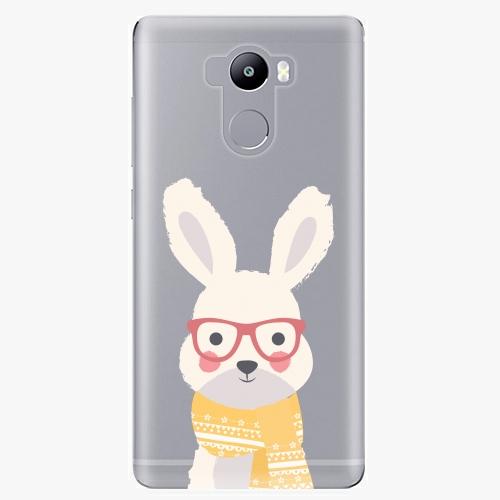 Plastový kryt iSaprio - Smart Rabbit - Xiaomi Redmi 4 / 4 PRO / 4 PRIME