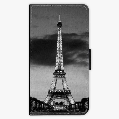 Flipové pouzdro iSaprio - Midnight in Paris - Huawei Ascend P8 Lite