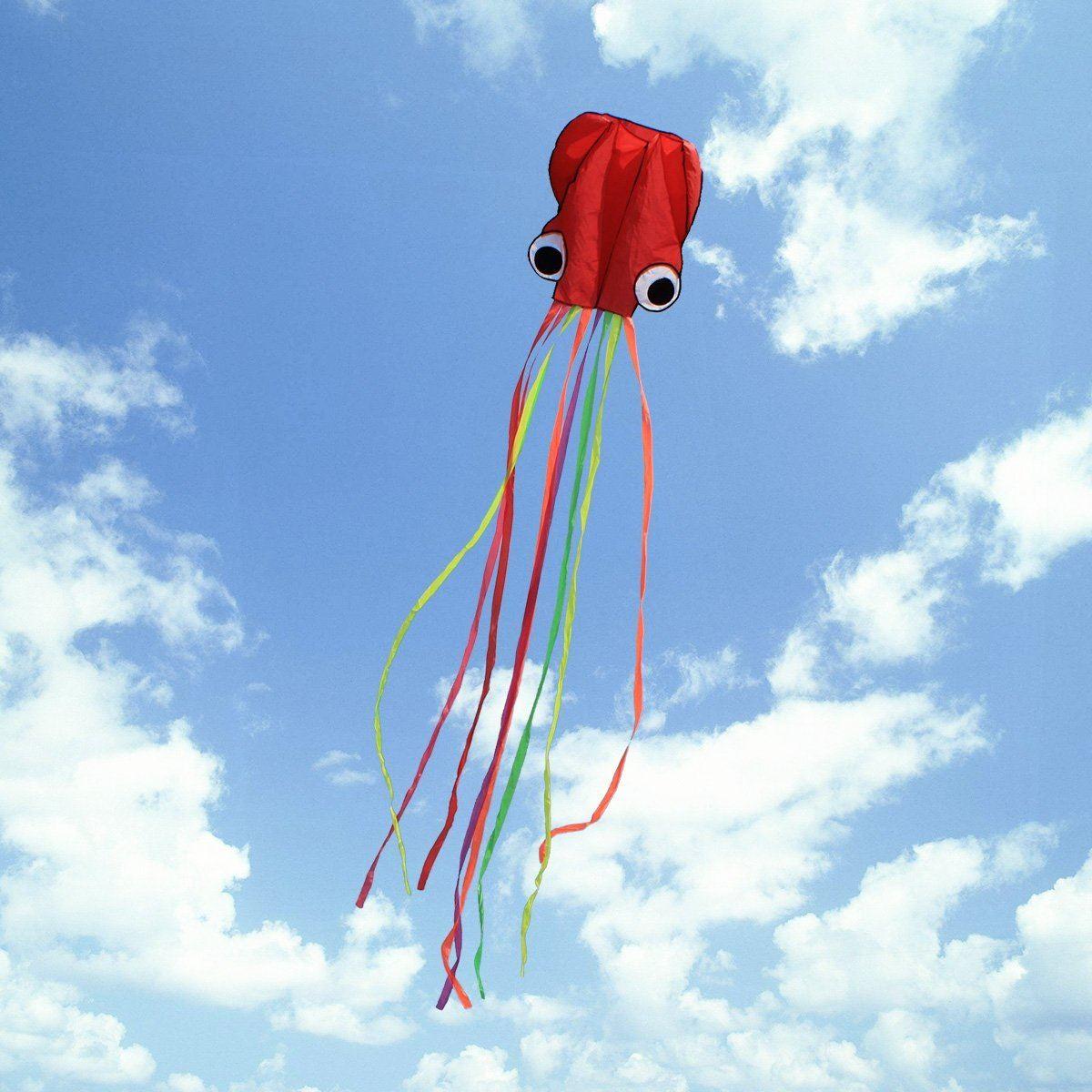 Létající chobotnice