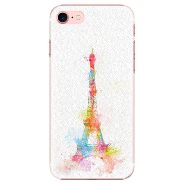 Plastové pouzdro iSaprio - Eiffel Tower - iPhone 7