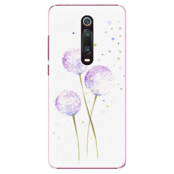 Plastové pouzdro iSaprio - Dandelion - Xiaomi Mi 9T