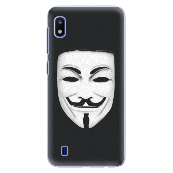 Plastové pouzdro iSaprio - Vendeta - Samsung Galaxy A10