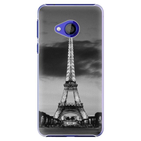 Plastové pouzdro iSaprio - Midnight in Paris - HTC U Play
