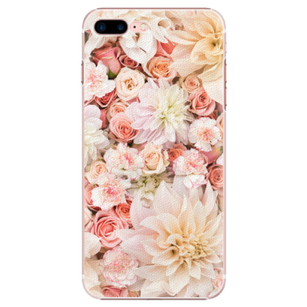 Plastové pouzdro iSaprio - Flower Pattern 06 - iPhone 7 Plus