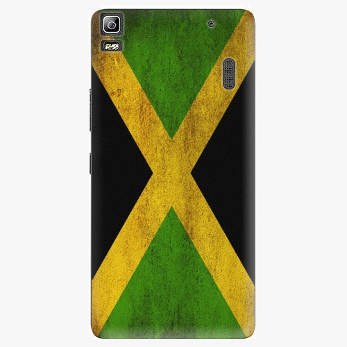 Plastový kryt iSaprio - Flag of Jamaica - Lenovo A7000