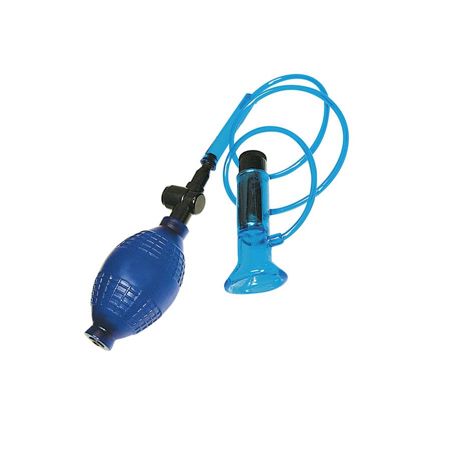 Vibrační vakuová pumpa na vagínu i bradavky