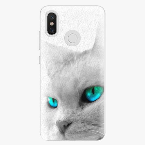 Plastový kryt iSaprio - Cats Eyes - Xiaomi Mi 8