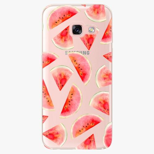 Plastový kryt iSaprio - Melon Pattern 02 - Samsung Galaxy A3 2017