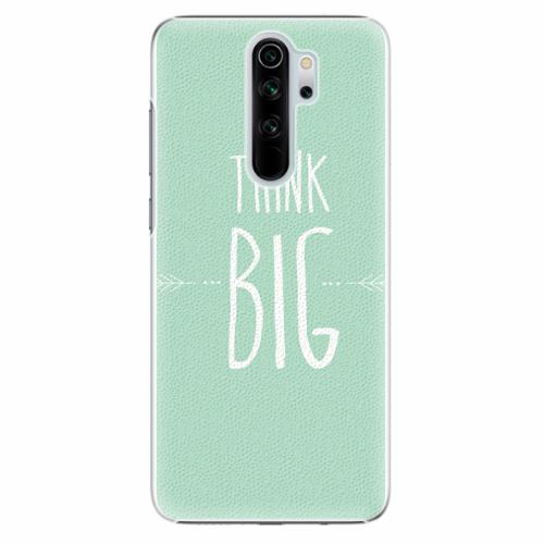 Plastový kryt iSaprio - Think Big - Xiaomi Redmi Note 8 Pro