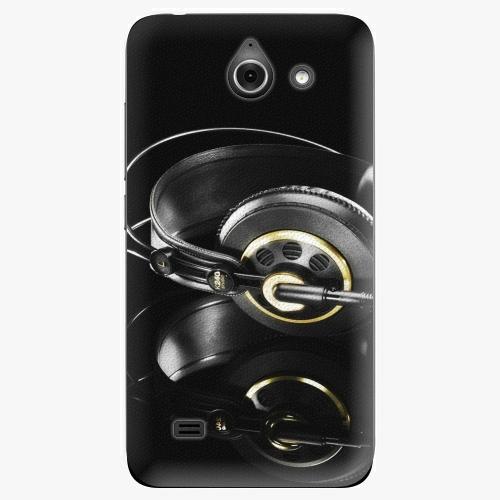 Plastový kryt iSaprio - Headphones 02 - Huawei Ascend Y550