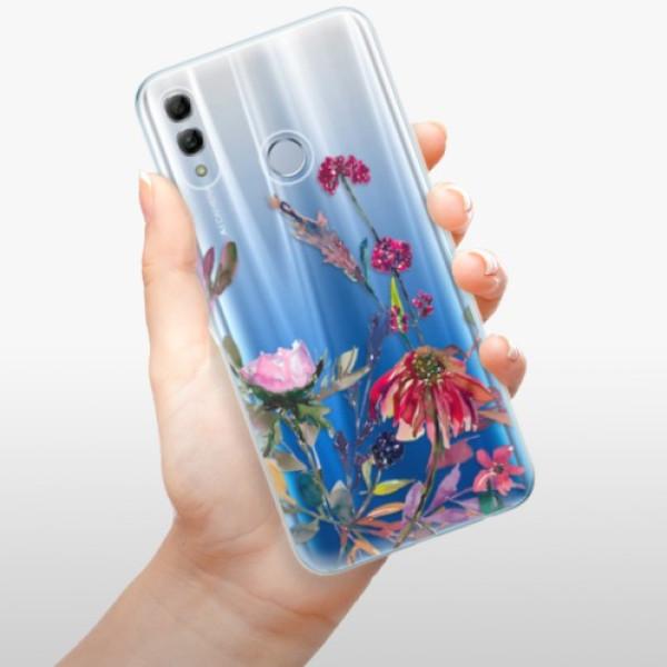 Odolné silikonové pouzdro iSaprio - Herbs 02 - Huawei Honor 10 Lite