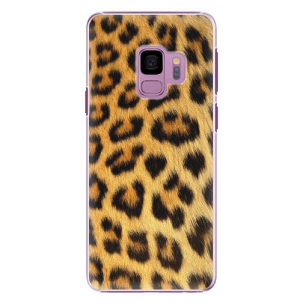 Plastové pouzdro iSaprio - Jaguar Skin - Samsung Galaxy S9