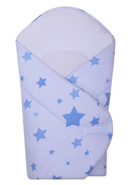 novorozenecka-zavinovacka-hvezda-baby-nellys-z-upletu-modra