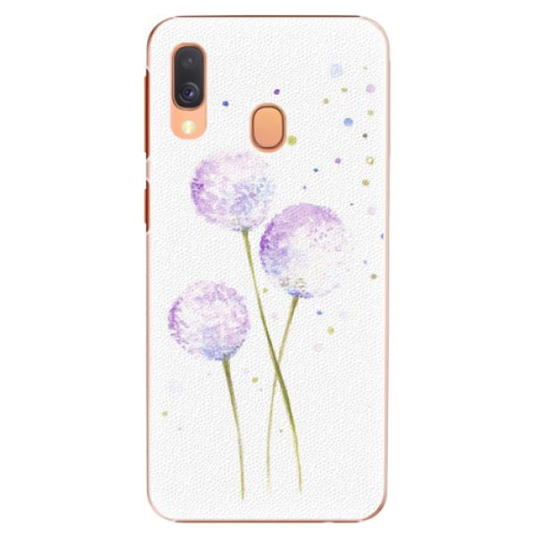 Plastové pouzdro iSaprio - Dandelion - Samsung Galaxy A40