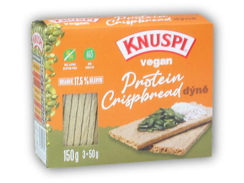 Knuspi Protein Crispbred dýně 150g