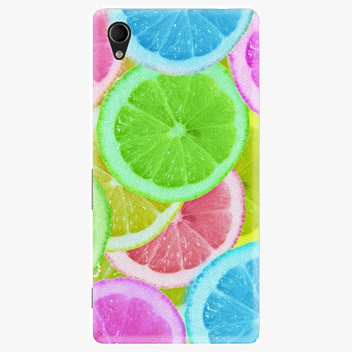 Plastový kryt iSaprio - Lemon 02 - Sony Xperia M4