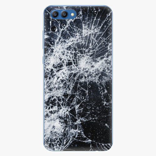 Plastový kryt iSaprio - Cracked - Huawei Honor View 10