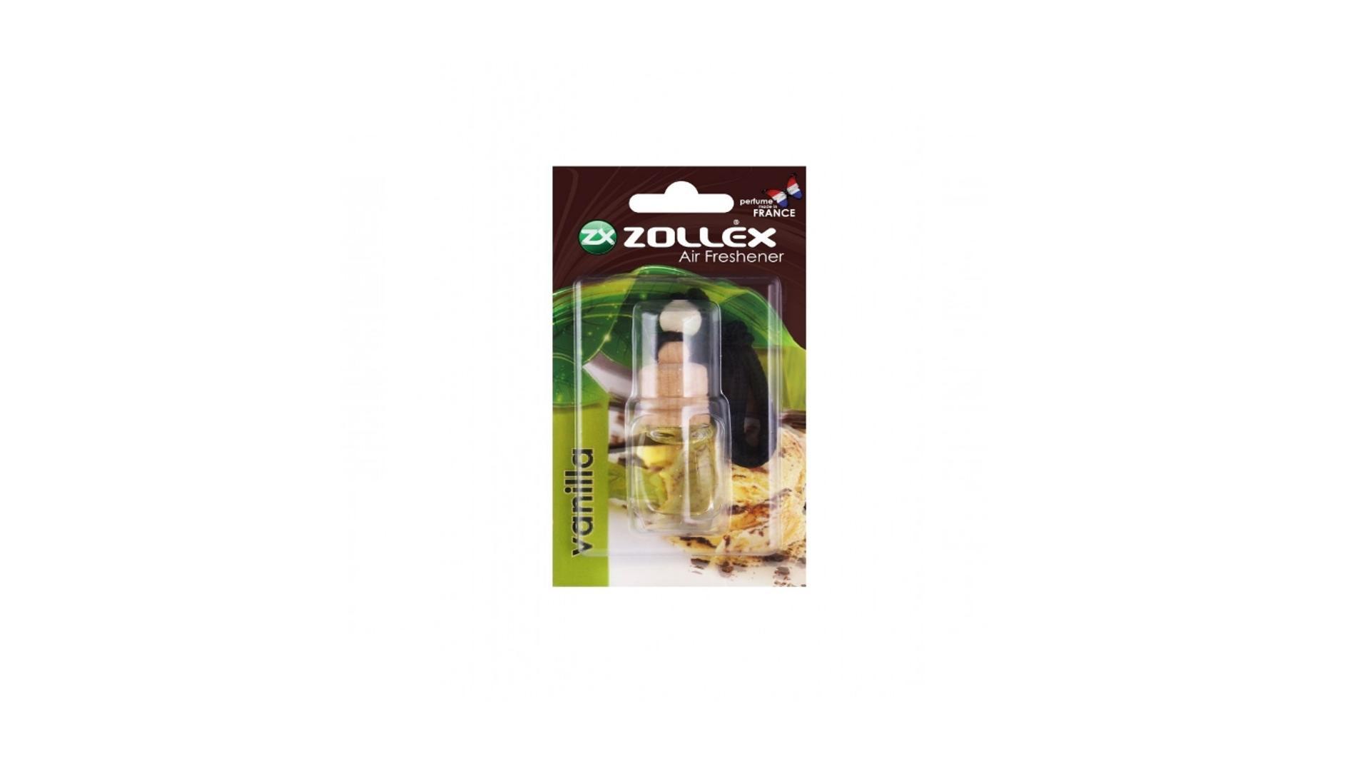ZOLLEX Osvěžovač vzduchu - vanilka 8 ml (17VA)