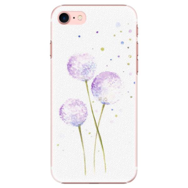 Plastové pouzdro iSaprio - Dandelion - iPhone 7