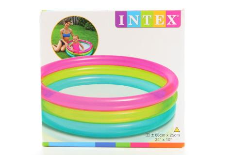 INTEX Bazén kulatý 86 x 25 cm 57104
