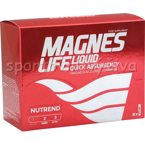 MagnesLIFE 10x25ml akce