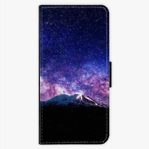 Flipové pouzdro iSaprio - Milky Way - Nokia 5