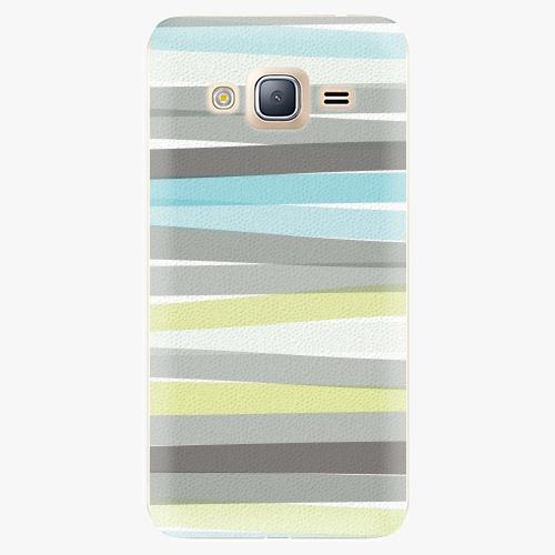 Plastový kryt iSaprio - Stripes - Samsung Galaxy J3