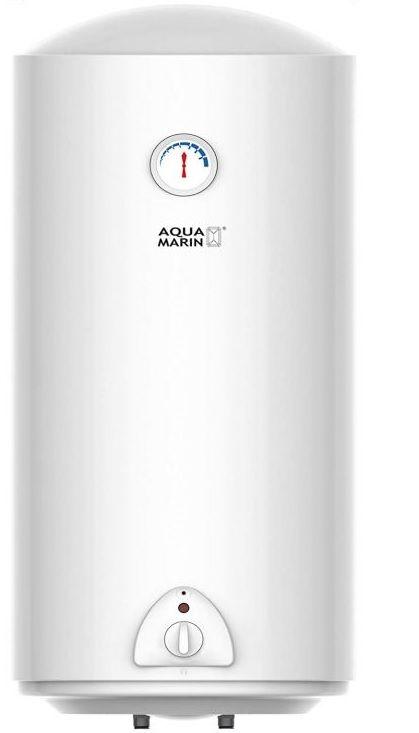 Elektrický zásobník na horkou vodu 100 l, bílý