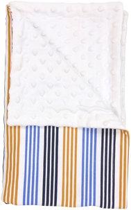Mamatti Dětská deka, dečka Boy 80x90 - Minky/ bavlna