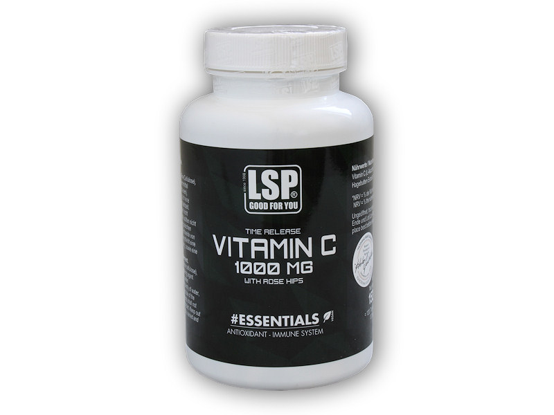 Vitamin C 1000 with rose hips 120 tablet
