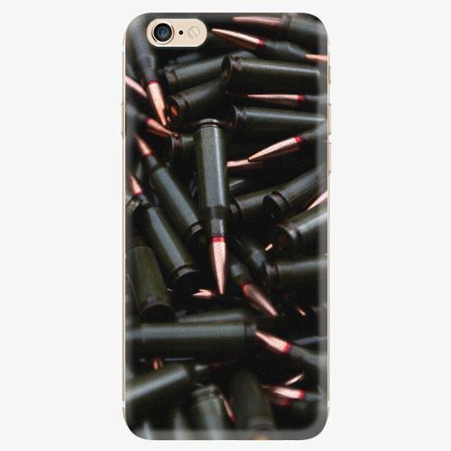 Plastový kryt iSaprio - Black Bullet - iPhone 6/6S