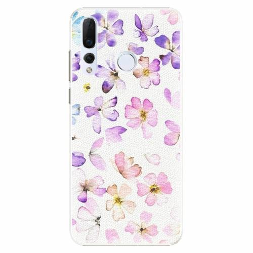 Plastový kryt iSaprio - Wildflowers - Huawei Nova 4