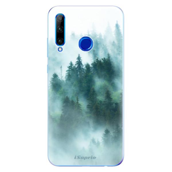 Odolné silikonové pouzdro iSaprio - Forrest 08 - Huawei Honor 20 Lite