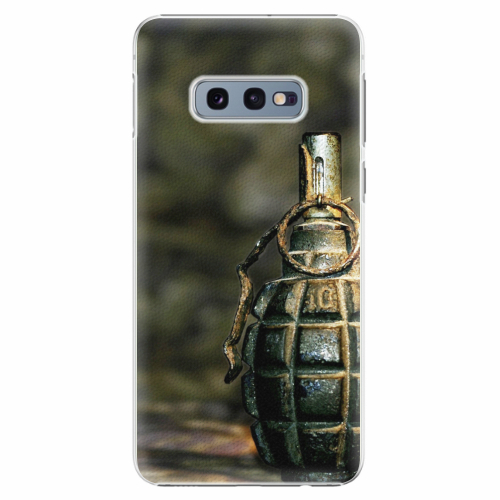 Plastový kryt iSaprio - Grenade - Samsung Galaxy S10e