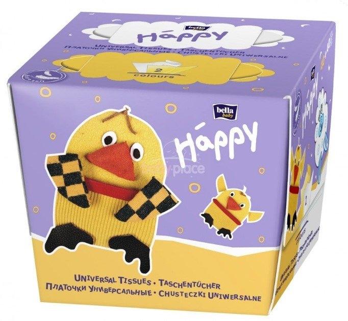 Happy Baby Papírové kapesníky 80ks