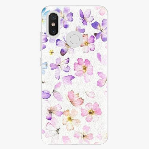 Plastový kryt iSaprio - Wildflowers - Xiaomi Mi 8