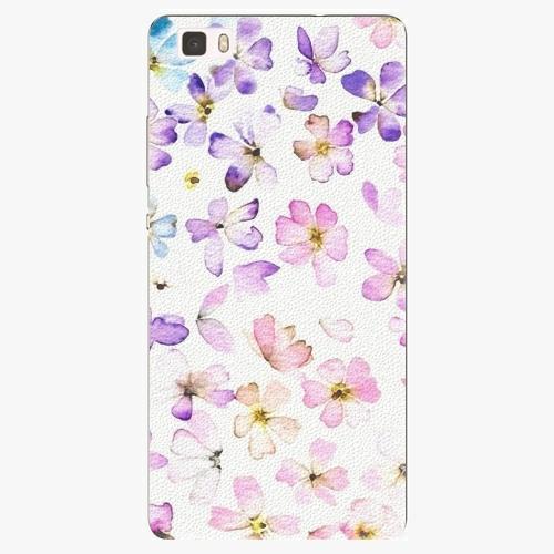 Plastový kryt iSaprio - Wildflowers - Huawei Ascend P8 Lite