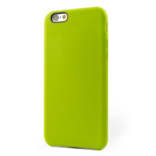 Pružný kryt iSaprio Jelly pro iPhone 6 / 6S zelený