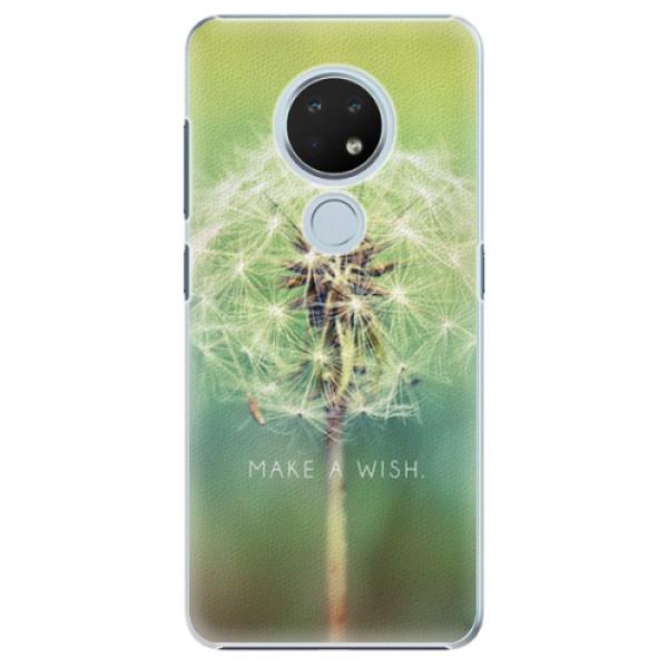 Plastové pouzdro iSaprio - Wish - Nokia 6.2