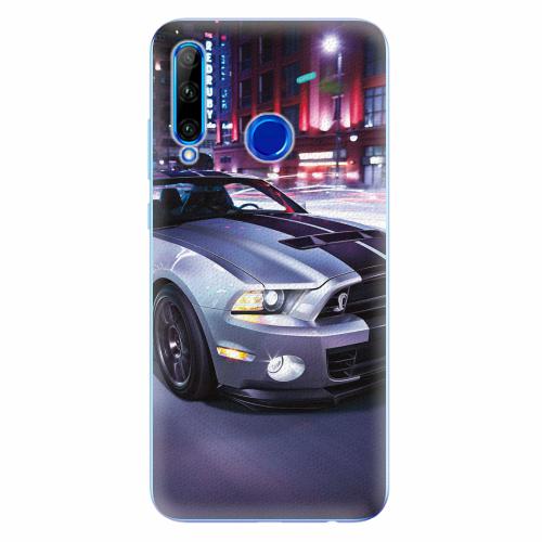 Silikonové pouzdro iSaprio - Mustang - Huawei Honor 20 Lite