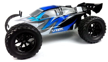 VRX SWORD XXXL - Truggy s ALU podvozkem